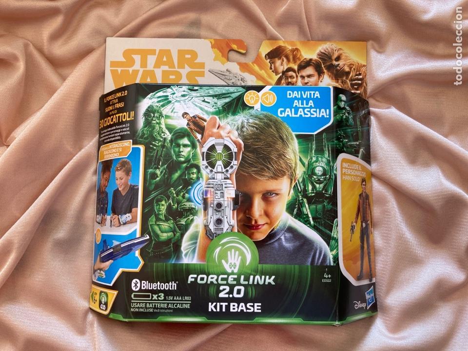 STAR WARS HAN SOLO FORCE LINK KIT BASE 2.0 (Juguetes - Figuras de Acción - Star Wars)