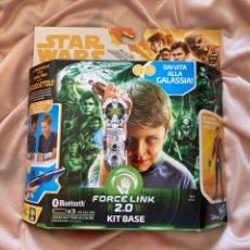 Figuras y Muñecos Star Wars: STAR WARS HAN SOLO FORCE LINK KIT BASE 2.0. Lote 224039328