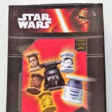 Figuras y Muñecos Star Wars: ABATONS STAR WARS. COLLECTOR BOX. Lote 224272218