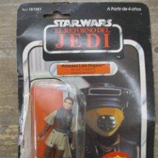 Figuras y Muñecos Star Wars: STAR WARS - EL RETORNO DEL JEDI - PBP - PRINCESA LEIA ORGANA BOUSH - CON BLISTER - PBP - ESPAÑA. Lote 224882060