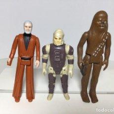 Figuras y Muñecos Star Wars: LOTE FIGURAS STAR WARS AÑOS 80. Lote 225297725