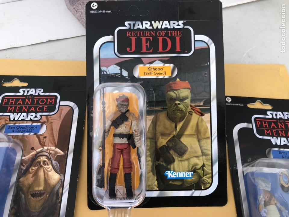 Figuras y Muñecos Star Wars: Star wars blister de kenner - Foto 2 - 226013020