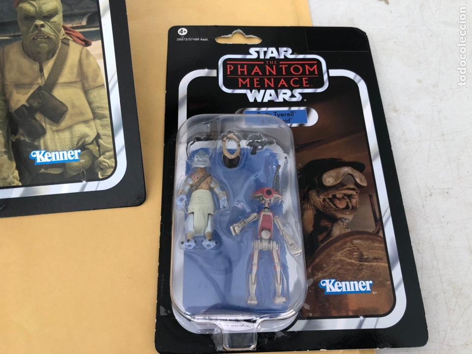 Figuras y Muñecos Star Wars: Star wars blister de kenner - Foto 4 - 226013020