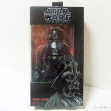 Figuras y Muñecos Star Wars: FIGURA DARTH VADER - STAR WARS HASBRO THE BLACK SERIES Nº 43 - 15 CM. MUÑECO DISNEY LUCASFILM. Lote 226064430