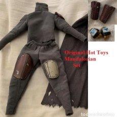 Figuras y Muñecos Star Wars: HOT TOYS- EL MANDALORIANO SET/THE MANDALORIAN. Lote 226405285