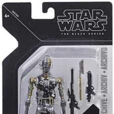 "Figuras y Muñecos Star Wars: IG-88 ARCHIVE STAR WARS THE BLACK SERIES 6"" HASBRO. Lote 226461530"