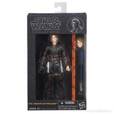 "Figuras y Muñecos Star Wars: ANAKIN SKYWALKER #12 STAR WARS THE BLACK SERIES 6"" HASBRO. Lote 226462120"