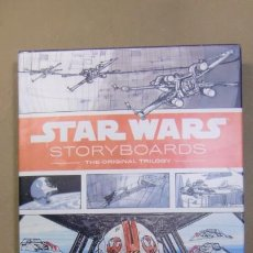 Figurines et Jouets Star Wars: STAR WARS-STORYBOSRDS-THE ORIGINAL TRILOGY- GRAN VOLUMEN. Lote 226582384