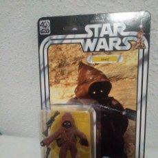 Figuras y Muñecos Star Wars: FIGURA STAR WARS JAWA 40TH ANIVERSARIO KENNER THE BLACK SERIE S. Lote 226627090