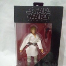 Figuras y Muñecos Star Wars: FIGURA DE ACCIÓN STAR WARS LUKE SKYWALKER THE BLACK SERIES.. Lote 226629290