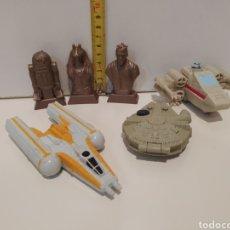 Figuras y Muñecos Star Wars: LOTE DE PROMOCIONALES DE STAR WARS. Lote 227084565
