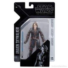 "Figuras y Muñecos Star Wars: ANAKIN SKYWALKER ARCHIVE STAR WARS THE BLACK SERIES 6"" HASBRO. Lote 227192280"