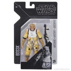 "Figuras y Muñecos Star Wars: BOSSK ARCHIVE STAR WARS THE BLACK SERIES 6"" HASBRO. Lote 227192715"