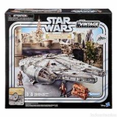 Figuras y Muñecos Star Wars: HALCÓN MILENARIO SMUGGLER'S RUN VINTAGE COLLECTION STAR WARS HASBRO. Lote 227195365