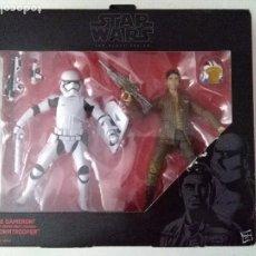 Figuras y Muñecos Star Wars: STAR WARS THE BLACK SERIES POE DAMERON STORMTROOPER EN CAJA SIN ABRIR.. Lote 227198650
