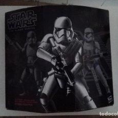 Figuras y Muñecos Star Wars: STAR WARS THE BLACK SERIES STORMTROOPER EN CAJA.. Lote 227200855