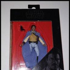 Figuras y Muñecos Star Wars: STAR WARS # LANDO CALRISSIAN # THE BLACK SERIES - 10 CM - NUEVO EN SU CAJA ORIGINAL DE HASBRO.. Lote 227278340