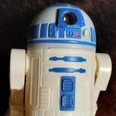 Figuras y Muñecos Star Wars: FIGURA DE ACCIÓN / STAR WARS: * R2-D2 * (CON VISOR DE LUZ CON IMÁGENES). MEDIDAS: 11 CM ALTO.. Lote 227563405