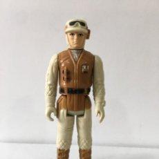 Figuras y Muñecos Star Wars: STAR WARS KENNER REBEL SOLDIER HOTH BATTLE GEAR 1980 L.F.L. HONG KONG. Lote 227700875