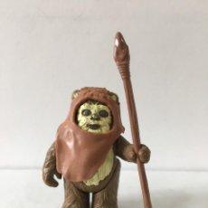 Figuras y Muñecos Star Wars: STAR WARS KENNER WICKET W. WARRICK COMPLETA L.F.L. 1984 TAIWAN. Lote 227704550