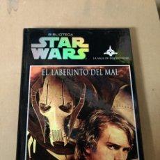 Figuras y Muñecos Star Wars: STAR WARS. EL LABERINTO DEL MAL. EPISODIO III - JAMES LUCENO - IMAGICA EDICIONES - 2005. Lote 227762680