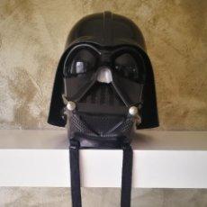 Figuras y Muñecos Star Wars: MÁSCARA DARTH VADER HASBRO 2004 CON SONIDOS. Lote 227770944