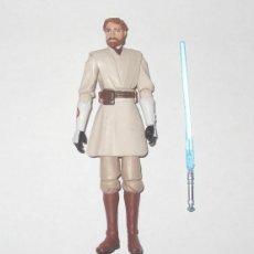 """Figure e Bambolotti Star Wars: OBI-WAN KENOBI (CLONE WARS ANIMATED) STAR WARS FIGURA SUELTA 3,75"""". Lote 227824455"""