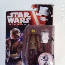 Figuras y Muñecos Star Wars: STAR WARS THE FORCE AWAKENS RESISTANCE TROOPER. Lote 228145995