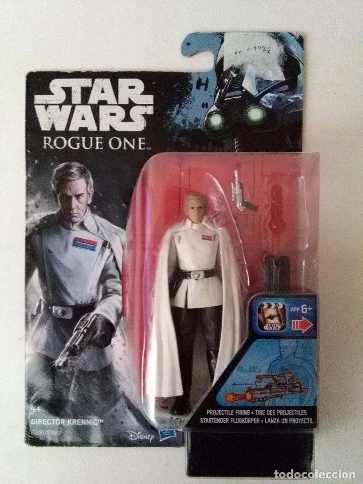 STAR WARS ROGUE ONE DIRECTOR KRENNIC (Juguetes - Figuras de Acción - Star Wars)