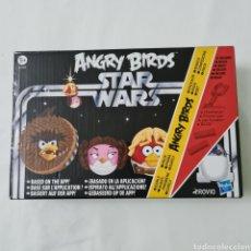 Figuras y Muñecos Star Wars: ANGRY BIRDS STAR WARS HASBRO. Lote 228825490