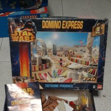 Figuras y Muñecos Star Wars: STAR WARS DOMINO EXPRESS COMPLETO. Lote 229003320