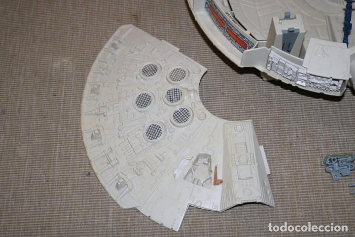Figuras y Muñecos Star Wars: Star Wars Kenner 1979 nave Halcón Milenario casi completa vintage CPG Lucasfilm spaceship vehículo - Foto 3 - 184775861