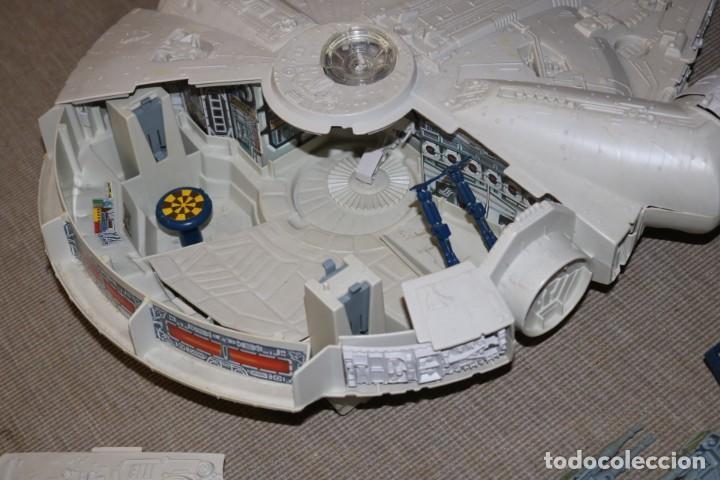 Figuras y Muñecos Star Wars: Star Wars Kenner 1979 nave Halcón Milenario casi completa vintage CPG Lucasfilm spaceship vehículo - Foto 4 - 184775861