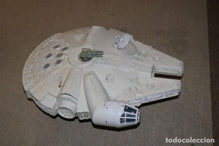 Figuras y Muñecos Star Wars: Star Wars Kenner 1979 nave Halcón Milenario casi completa vintage CPG Lucasfilm spaceship vehículo - Foto 7 - 184775861