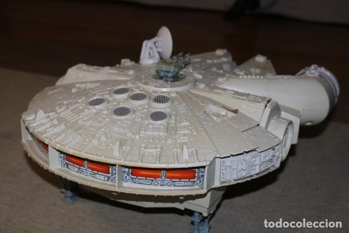 Figuras y Muñecos Star Wars: Star Wars Kenner 1979 nave Halcón Milenario casi completa vintage CPG Lucasfilm spaceship vehículo - Foto 8 - 184775861