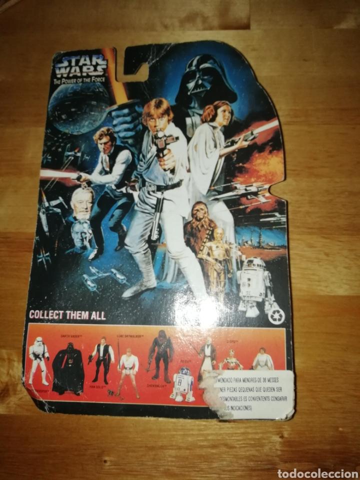 Figuras y Muñecos Star Wars: CURIOSO DEFECTO - FIGURA STAR WARS - LUKE SKYWALKER - OBI WAN KENOBI - Foto 2 - 229653055