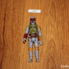 Figurines et Jouets Star Wars: FIGURA ACCIÓN VINTAGE STAR WARS KENNER BOBA FETT CPG 1979 HONG KONG BOUNTY HUNTER. Lote 229708835