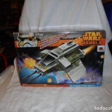 Figuras y Muñecos Star Wars: NAVE STAR WARS THE PHANTOM ATTACK SHUTTLE. HASBRO.. Lote 230539350