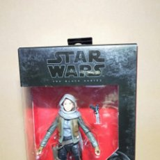 Figuras y Muñecos Star Wars: JYN ERSO BLACK SERIES. Lote 231132545