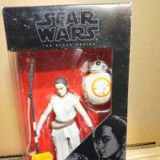 Figuras y Muñecos Star Wars: REY BLACK SERIES. Lote 231166310