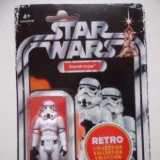 Figuras y Muñecos Star Wars: STAR WARS RETRO COLLECTION STORMTROOPER HASBRO 2018. Lote 231516115