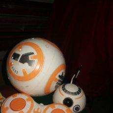 Figuras y Muñecos Star Wars: ROBOT CONTROL REMOTO BB8 DISNEY STAR WARS CON MANDO. Lote 231666580