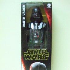 Figuras y Muñecos Star Wars: FIGURA DARTH VADER 30 CM STAR WARS REVENGE OF THE SITH HASBRO LA GUERRA DE LAS GALAXIAS 12 PULGADAS. Lote 231731900