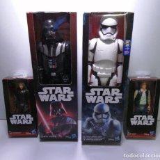 Figuras y Muñecos Star Wars: STAR WARS -FIGURAS HASBRO. Lote 232375835
