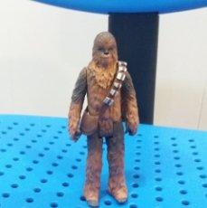 Figuras y Muñecos Star Wars: FIGURA DEL WOOKIE CHEWBACCA. STAR WARS. HASBRO. 11 CM DE ALTO. ARTICULADA.. Lote 232943288