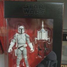 Figuras y Muñecos Star Wars: BLACK SERIES STAR WARS. BOBA FETT ARMADURA PROTOTIPO. HASBRO. COLECCION. Lote 233050780
