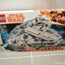 Figuras y Muñecos Star Wars: CAJA STAR WARS LEGO REFERENCIA 75212 HALCON MILENARIO VER FOTOS SIN ABRIR. Lote 233300410