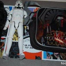 Figuras y Muñecos Star Wars: LOTE STAR WARS BOLSO DOS FIGURAS SALVA MANTELES. Lote 233920945