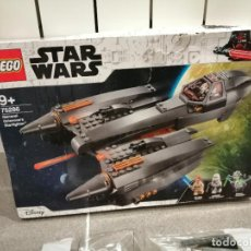 Figuras y Muñecos Star Wars: CAJA LEGO STAR WARS REFERENCIA 75286 GENERAL GRIEVOUSS STARFIGHTER NUEVO VER FOTOS. Lote 234564570