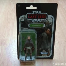 Figuras y Muñecos Star Wars: STAR WARS THE VINTAGE COLLECTION : REY (ISLAND JOURNEY). HASBRO. A ESTRENAR. Lote 234716220